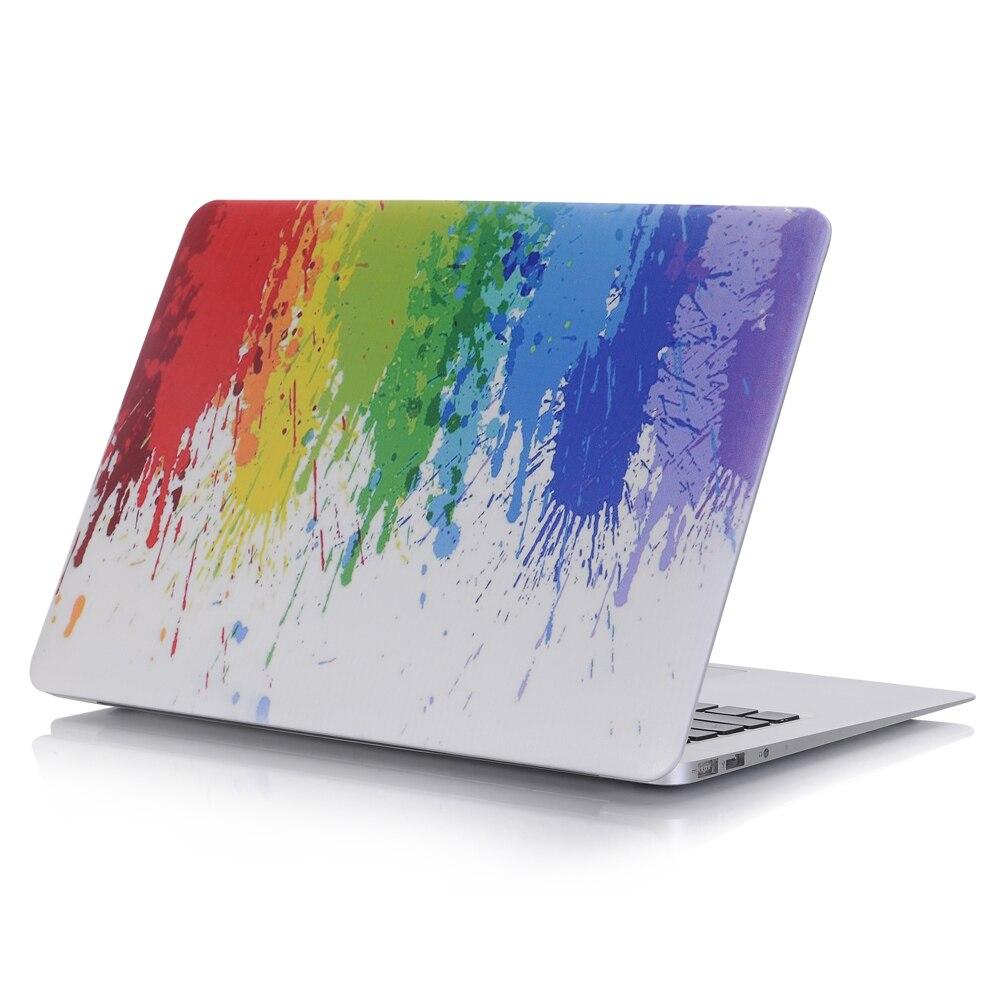 idoo macbook schutzh lle hard case cover laptop h lle f r macbook air 13 zoll a1369 a1466. Black Bedroom Furniture Sets. Home Design Ideas