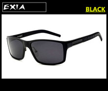 Black Sunglasses Men with Polarized Lenses TAC Material KD-501 Series