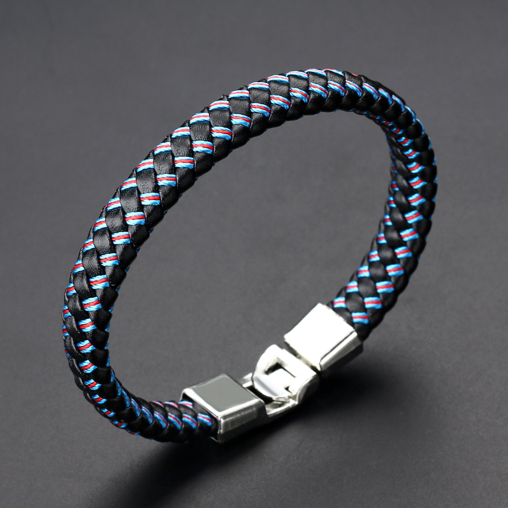 Woven Braided Mens Womens Bracelet