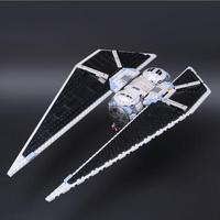 L Model Compatible with Lego L05048 588Pcs TIE Striker Models Building Kits Blocks Toys Hobby Hobbies For Boys Girls
