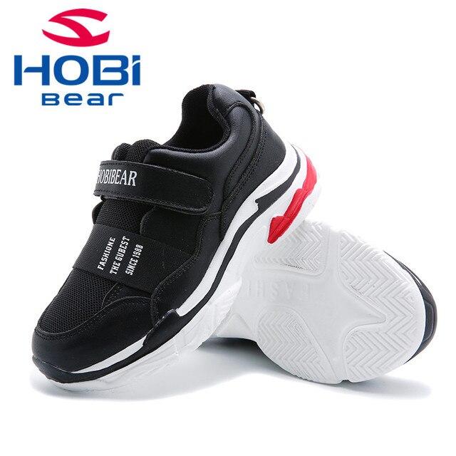 23212833a2c Hobibear niños zapatos para niñas niños zapatillas Running Baloncesto de  primavera deportes entrenadores Top marca niños