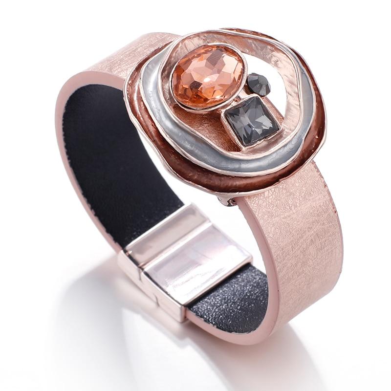 E760171P圆形合金大钻手镯 (7)