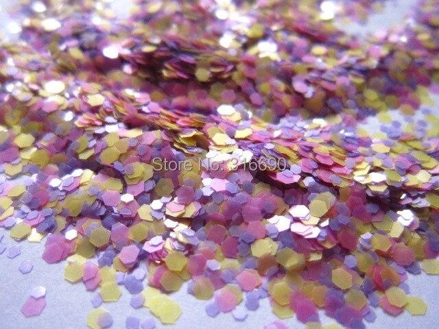 SOLVENT RESISTANT GLITTER For Glitter Nail Art Glitter Nail Polish And Glitter Crafts