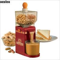 Xeoleo Peanut Butter Maker Household Peanut Butter Machine Make Peanut Butter Electric Grinder Machine 220V