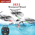 JJRC H31 Waterproof Drone RC Quadcopter 2.4GHz 4CH Headless Mode/One Key Return Feature/LED Lighy Dron H-Q For Children Toys