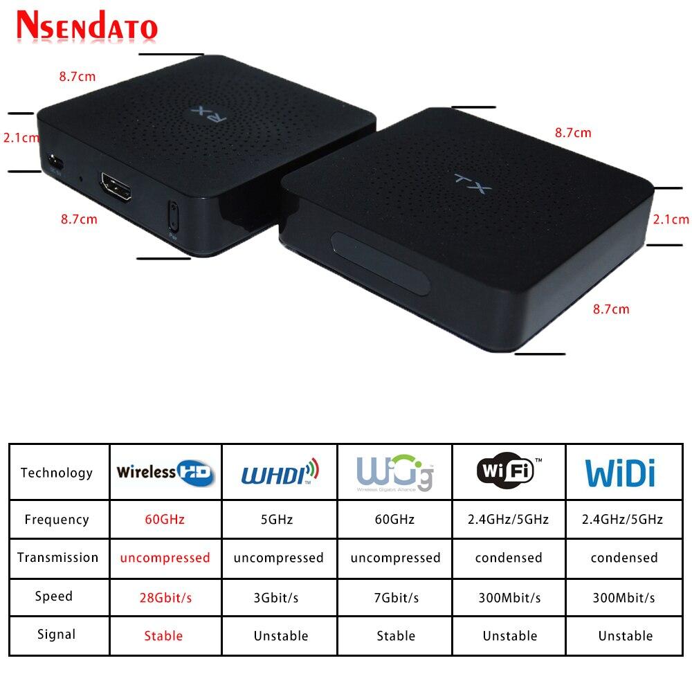Measy W2H беспроводной приемник передатчика HDMI удлинитель 1080 P HDMI Dlna Airplay Wifi дисплей Miracast Airmirroring ТВ палка ключ - 2
