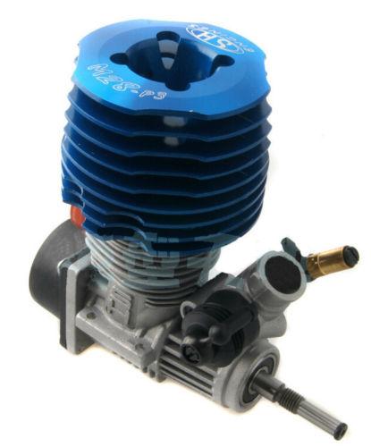 33,000 Rpm SH28 M28-P3 Pull Start Nitro Engine For 1/8 Buggy Truggy 4.57cc