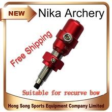 Red Arrow On Archery