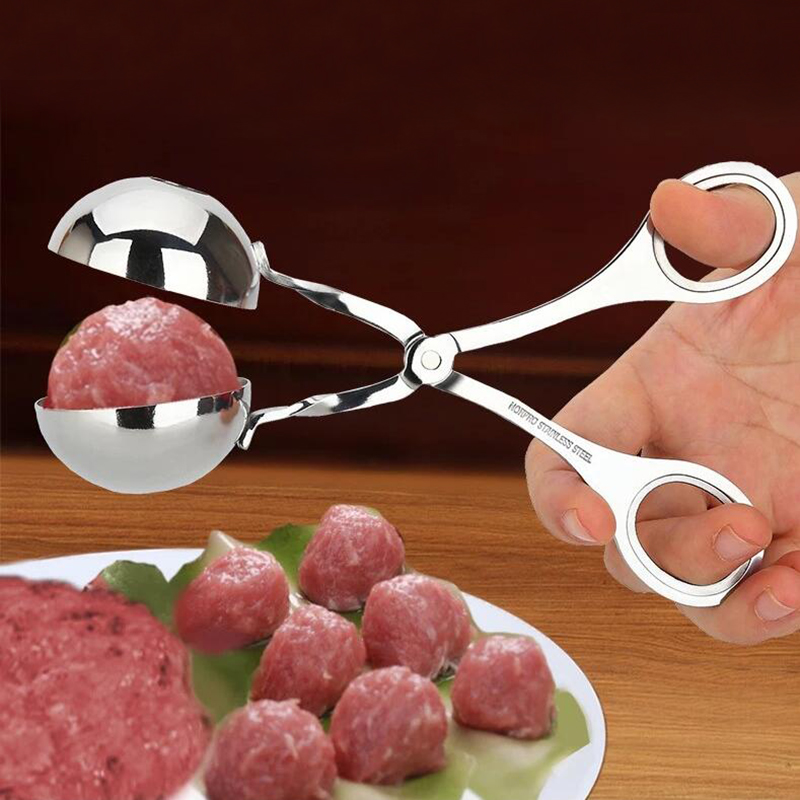 Stainless Steel Creative Portable Meatballs Mold