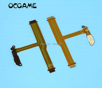 30pcs/lot Original ON OFF Power Switch Ribbon Cable Flex Cable Replacement for PSVita 2000 for PSV2000 PSV 2000 Console OCGAME