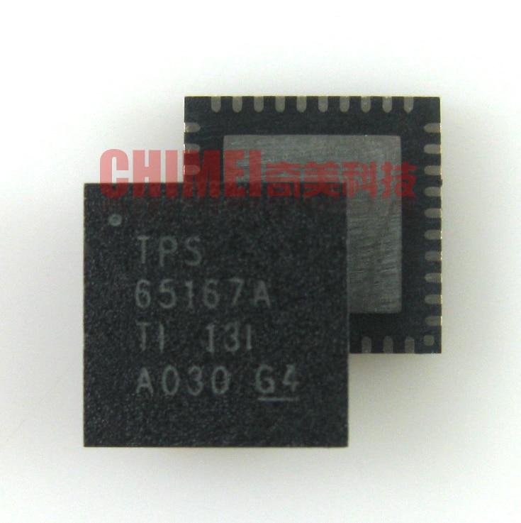 TPS65167ARHAR TPS65167A QFN40