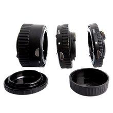 Mcoplus EXT-NP Auto Focus AF Macro Extension Tube Ring Lens Adapter for Nikon D7100 D7000 D5300 D800 D750 D600 DSLR Camera