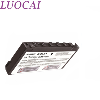 LuoCai 1 pieces Ink Cartridges Compatible For Epson T557 t557 Picture Mate PM500 Picture Mate Mobile Phone Edition Printers luocai lc223 lc221 4 pieces compatible ink cartridges for brother mfc j4420dw j4620dw j4625dw j480dw j5320dw j5620dw printers