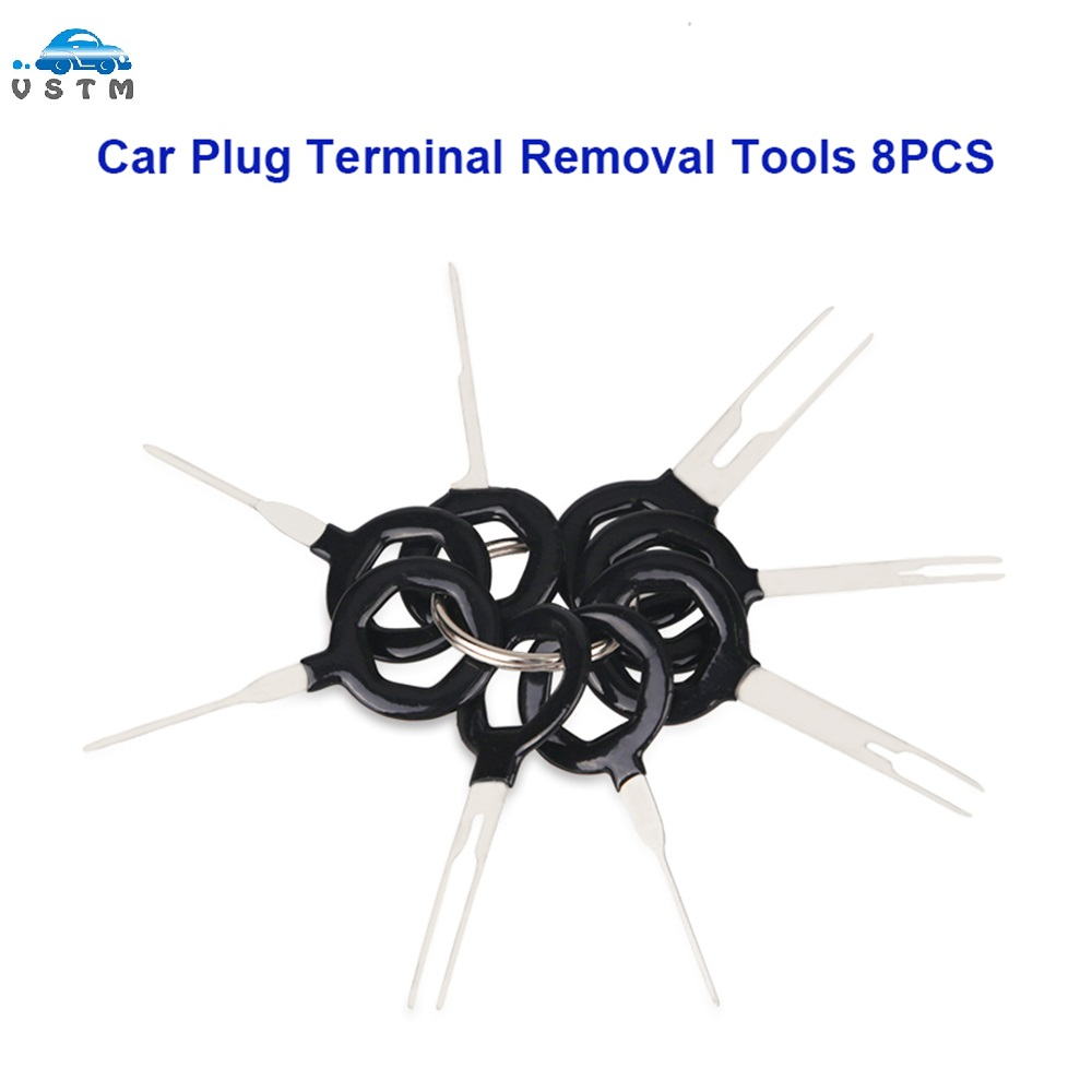 (3/8/11 Pcs) Connector Pin Removal Auto Car Plug Circuit Board Wire Harness  Terminal Extraction Pick Crimp Pin Back Needle-in Emissions Analyzers from  ...