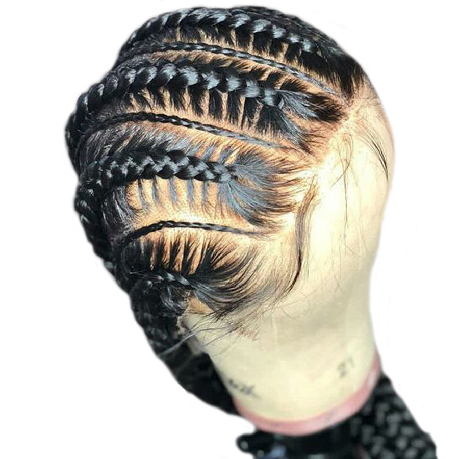 Glueless Pre Plucked Full Lace Human Hair Wigs With Baby Hair For Women Straight Hair Lace Wigs Brazilian Wig Remy Hair SHUMEIDA