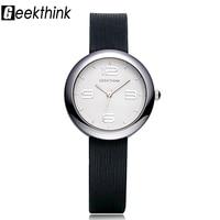 font b geekthink b font fashion quartz watches women luxury brand ladies simple casual leather.jpg 200x200