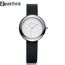 font b geekthink b font fashion quartz watches women luxury brand ladies simple casual leather.jpg 250x250