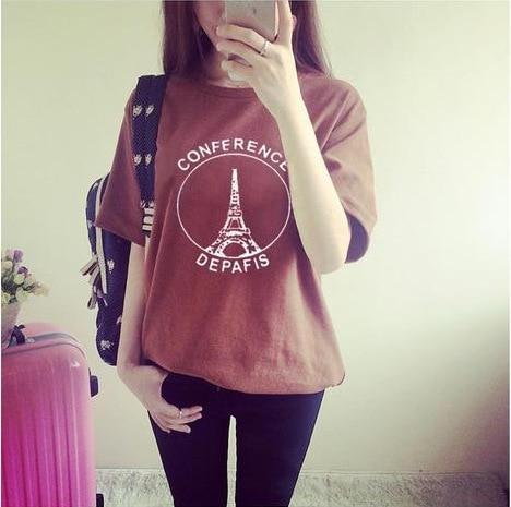 cotton t Shirts Vegan Shirt Clothing Women Unisex casual tops o neck tees plus size drop ship