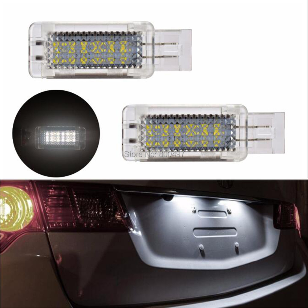 2 x Car High Power LED Courtesy Lamps Canbus OBC Error Free For Mercedes Benz R171 SLK R199 SLR W203 CLKW209 W240 Viano W639 auto fuel filter 163 477 0201 163 477 0701 for mercedes benz