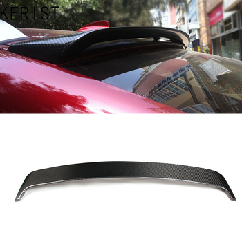 X6 Carbon Fiber Rear Roof Spoiler Wing Fit for BMW X6 E71 X6M 2008-2014 p style image