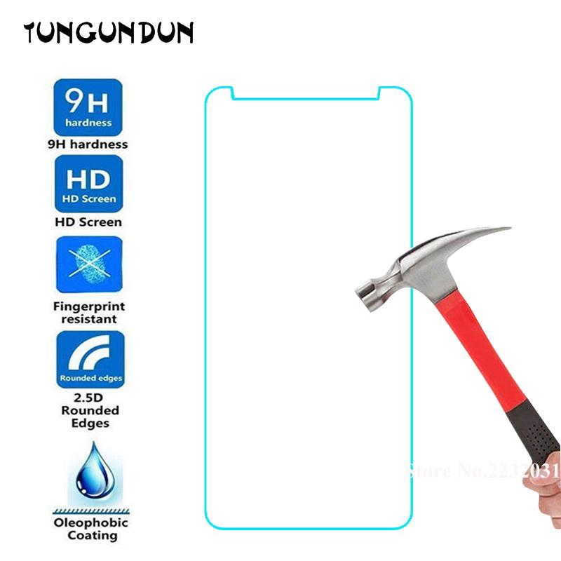 Homtom Zoji Z33 Tempered Glass 2.5D 0.26mm Glass for Zoji Z33 Screen Protector Cover 9H Smartphone Film image