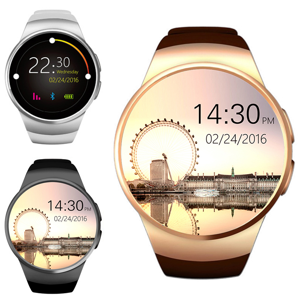 Smart Watch For Samsung Xiaomi Smartphone Smartwach Android SIM TF Bluetooth Fitness Tracker for Android IOS