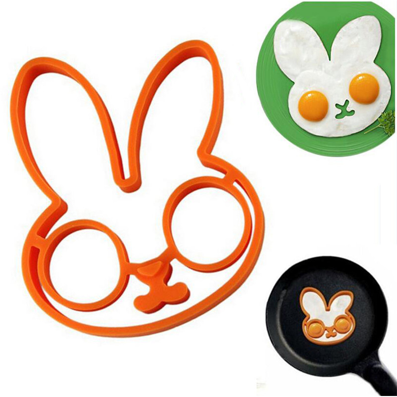 Us 1 9 20 Off Diy Owl Rabbit Silicone Fried Egg Mold Ring Cooking Kitchen Tools Breakfast Sun Frog Emoji Omelette Egg Mould Tools Hot 301 0357 In