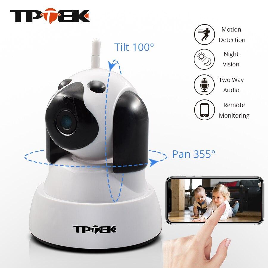 IP Camera Wireless WiFi IP Camera Wi-Fi Home Security CCTV Surveillance MiNi Camera PTZ Network Night Vision Baby Camara Monitor