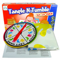 De gran Tamaño Estera clase Divertida cuerpo twister Twister Juegos Al Aire Libre juego de juguetes para niños y familia Envío gratis