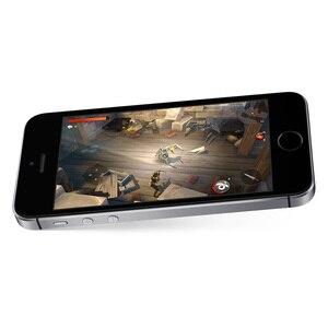 "Image 5 - Sbloccato originale di Apple iPhone SE LTE Telefono Cellulare 2GB di RAM 16/64GB ROM Dual core IOS a9 4.0 ""Touch ID 4G LTE Mobile Phone iphonese"