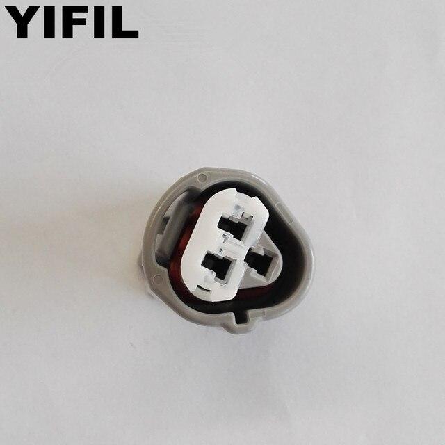 5/10/20/50/100 ชิ้น/ล็อต 3 Pin/Way ECT CLT Coolant Temp Sensor Plug ConnectorสำหรับToyota Sumitomo 6189 0486 90980 11451