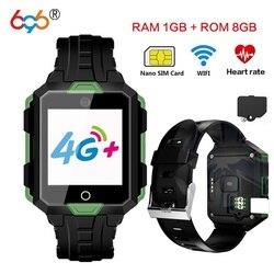 696 M9 smart watch 4G Android6.0 ma Bluetooth/telefon vivo wodoodporne mężczyźni w Inteligentne zegarki od Elektronika użytkowa na