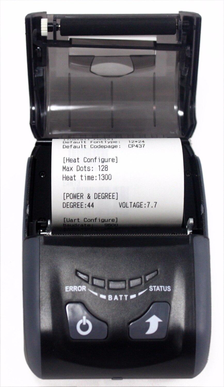 Precio de fábrica Impresora de código de barras de mano con - Electrónica de oficina - foto 6