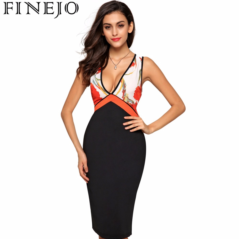 Maxi Ancient Greek Style Dress With Deep Neckline And: Aliexpress.com : Buy FINEJO New Summer Style Bodycon