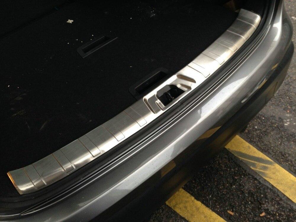 Prime Auto Group >> Auto rear bumper protector trim interior for Nissan ...
