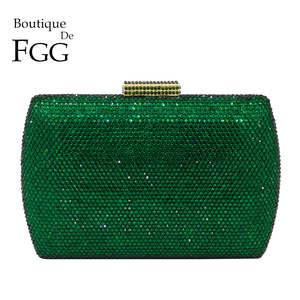 e596d5cc0eea0 Boutique De FGG Women Evening Handbags Party Clutch Bag