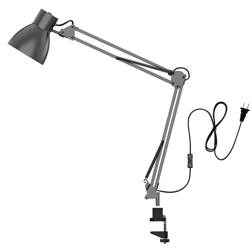 Tojane Tg801 Led Flexible Lamp Swing Arm Desk Lamp