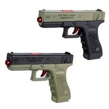 Пластик Безопасный пистолет orbeez оружие пистолет Gunshot Малыш обувь для мальчиков подарок игры на открытом воздухе игрушка детей