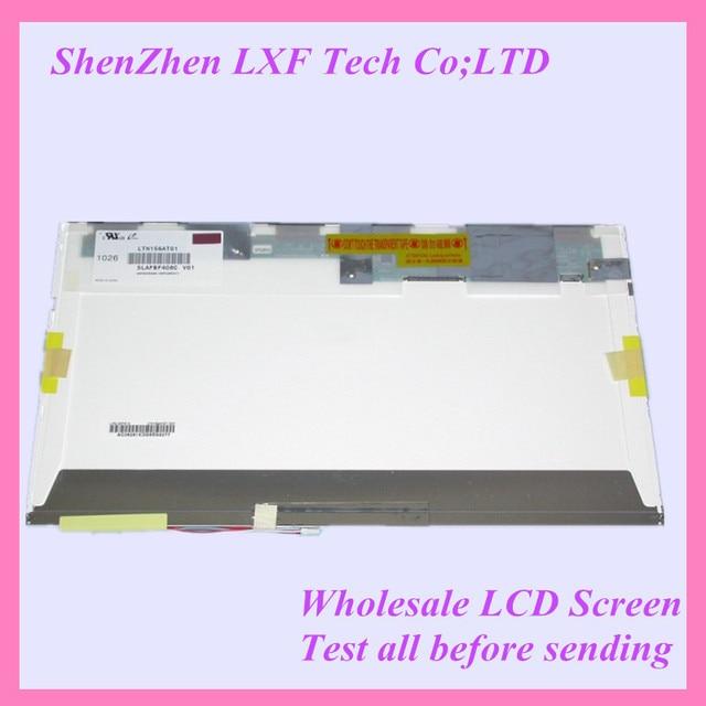 LTN156AT01 B156XW01 CLAA156WA01A LP156WH1 TL C1 N156B1-L0B N156B3-L02 for hp CQ60 notebook Laptop LCD screen