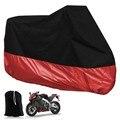 Xxl 265 * 105 * 125 cm de la motocicleta cubierta impermeable Scooter cubierta carcasa UV resistente cubierta Bike Racing pesado 180 T 250CC 100% de alta calidad