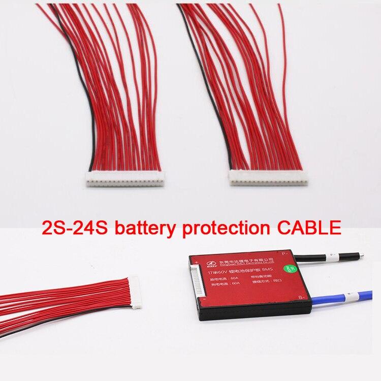 Lipo Li-Ion lifepo4 de litio batería LTO Junta de Protección de cable de Balance para 2S 3S 4S S 6S 7S 8S 8S 10S 12S 13S 14S 16S 17S 20S celular F08474 IMAX RC B3 Pro Cargador Del Balance Compacto para 2 S 3 S 7.4 V 11.1 V de Litio de La Batería LiPo + Freepost