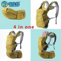 luxury 4 in 1 hipseat ergonomic baby carrier 360 mochila portabebe baby sling backpack Kangaroos children wrap chicco infantil