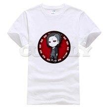 2019 harajuku round neck Tokyo Ghoul Kaneki Ken streetwear oggai / Sasaki graphic shirt tshirts brands men shirts