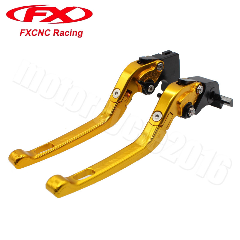 FXCNC 3D Fold Moto Brake Clutch Lever For Kawasaki VERSYS 1000 2012-2014 2013 Motorcycle Adjustable Brake Clutch Levers fxcnc fold extend moto lever motorcycle brake clutch levers for yamaha yzf r1 r1m r1s	2015 2017 2016 adjustable brake clutch