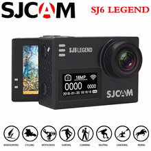 Original SJCAM SJ6 LEGEND WIFI Action video Camera 4K Ultra HD 2.0″ Touch Screen helmet cam Waterproof remote control Sports DVR