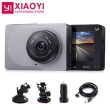 [Международная версия] Xiaoyi YI Smart DashCamera 2,7 дюймов CarDVR 165 градусов 1080 P/60fps видеорегистратор ADAS WiFi Dashcam