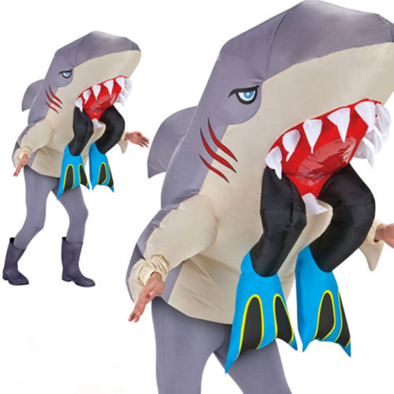 Home Discreet T-rex Costume Inflatable Dinosaur Costume For Anime Expo Traje De Dinosaurio Inflable Blowup Disfraces Adultos Costume For Adult Various Styles