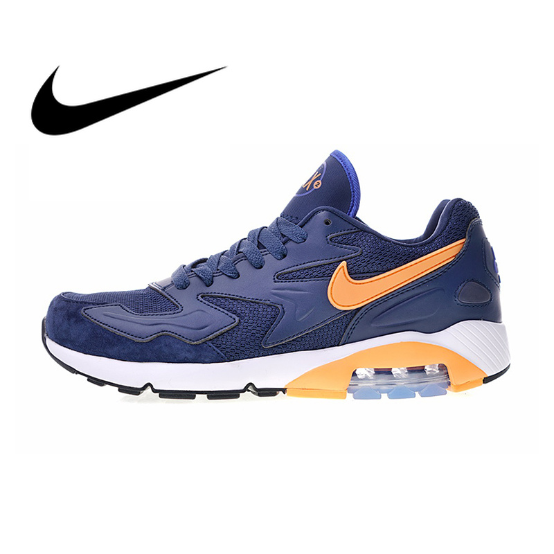 Nike Air Max 180 OG 2 Original Authentic Men's Running Shoes Sport Outdoor Sneakers Wear Resistant Footwear 2019 New Arrival