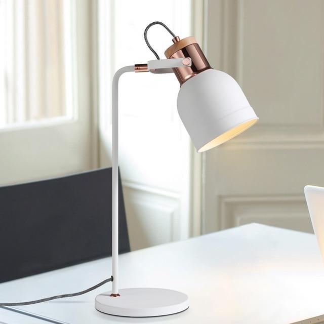 office study desk kitchen ikea counter work desk lamp nordic office study table light bedroom bedside decorative