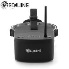 Высокое качество Eachine EV800 5 дюймов Встроенный аккумулятор 800x480 5,8G 40CH Raceband авто-поиск FPV очки для радиоуправляемого дрона FPV
